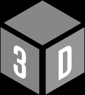 3D 3 Dimensional