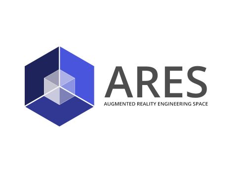 ARES Logo kollaboration collaboration zusammenarbeit CAD produktdarstellung visualisierung product presentation vizualization design konstruktion augmented reality engineering space