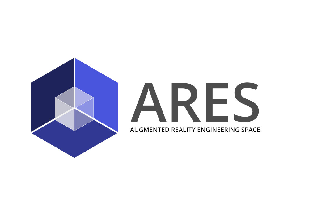 ARES Logo kollaboration collaboration zusammenarbeit CAD produktdarstellung visualisierung product presentation vizualization design konstruktion augmented reality