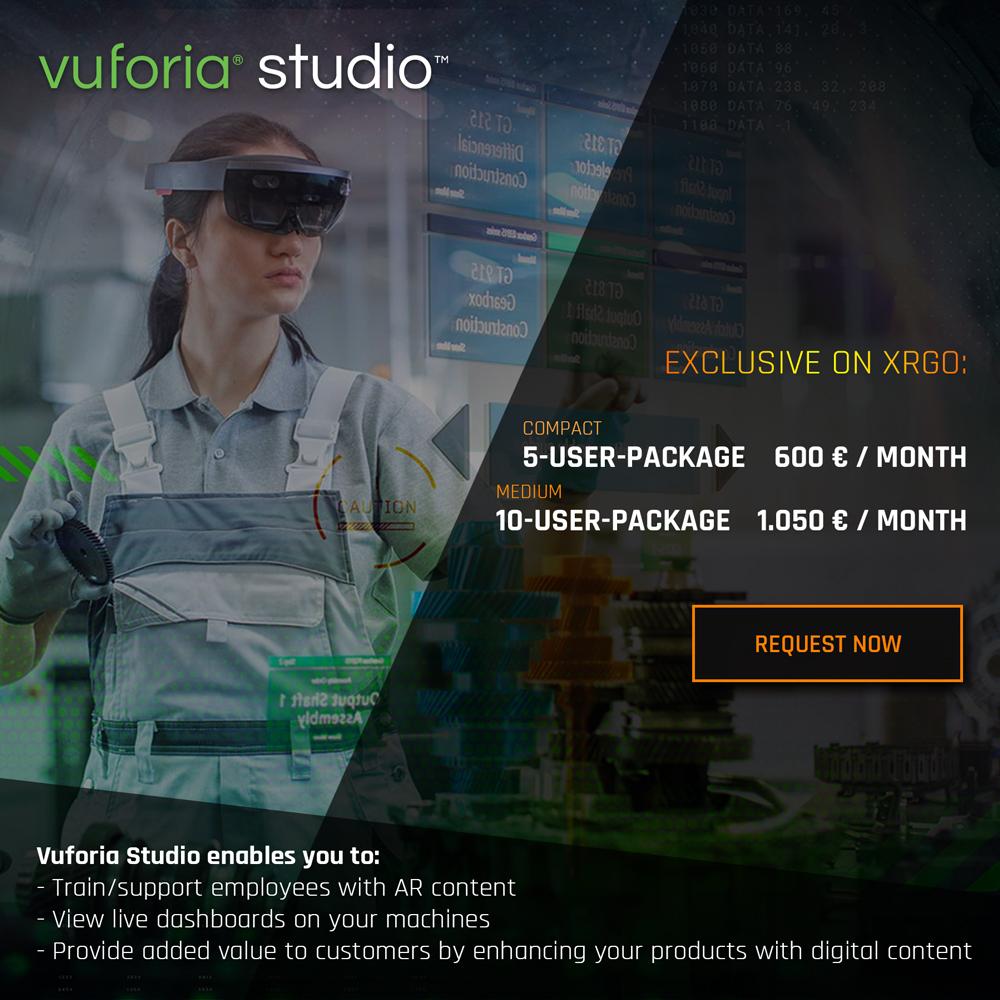 vuforia studio compact medium