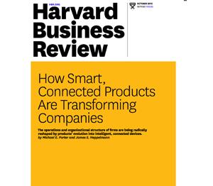 HBR Harvard business review Augmented Reality PTC Vuforia studio