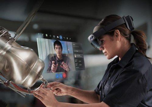 HoloLens2 Remote Assist