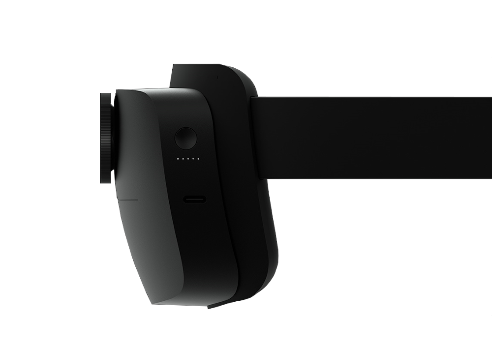 HoloLens 2 Stormquelle powersource adjustment