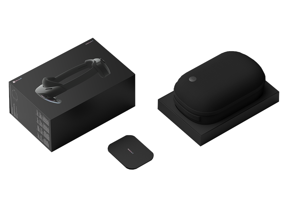 HoloLens 2 Packung package tasche equipment
