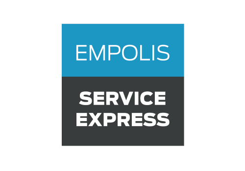 Empolis service express logo knowledge management database wissensdatenbank wissensmanagement customer self service salesforce integration optimierung customer excellence satisfaction