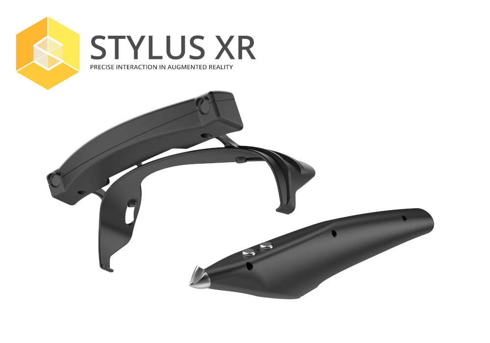 StylusXR input device holo-light eingabegerät augmented reality ar