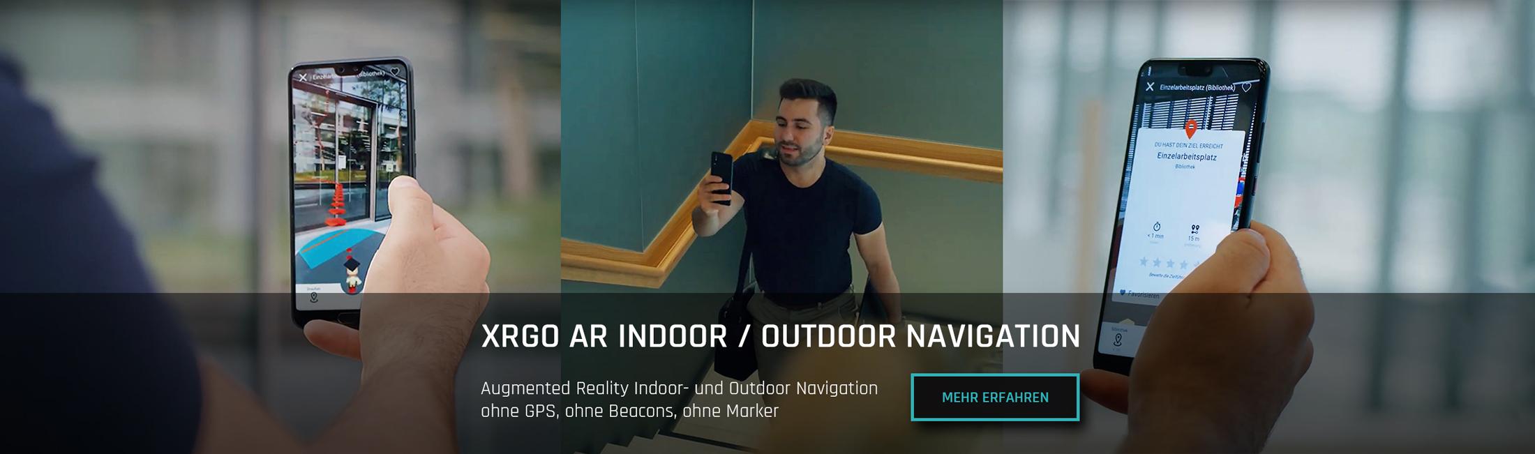 XRGO AR Navigation