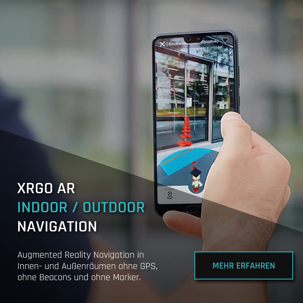 Augmented Reality Indoor Navigation XRGO