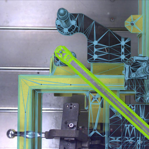 CAD Computer vision multi-object tracking Visionlib