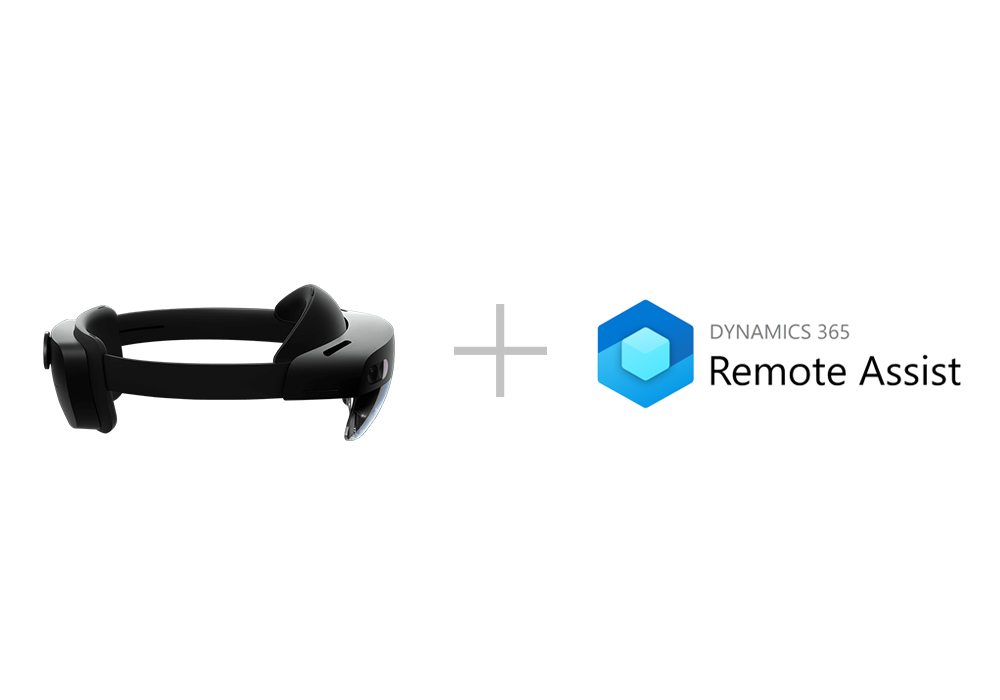 HoloLens 2 Dynamics 365 Remote Assist