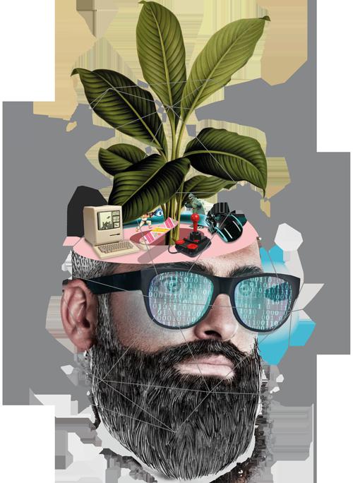 XRGO Kopf