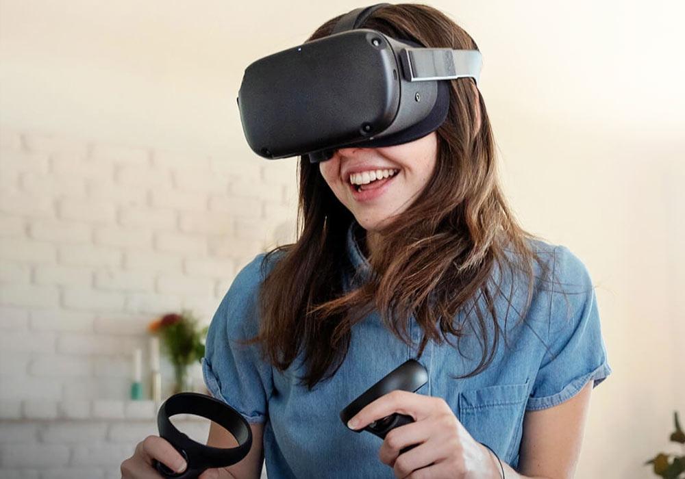 Oculus Quest Beispiel