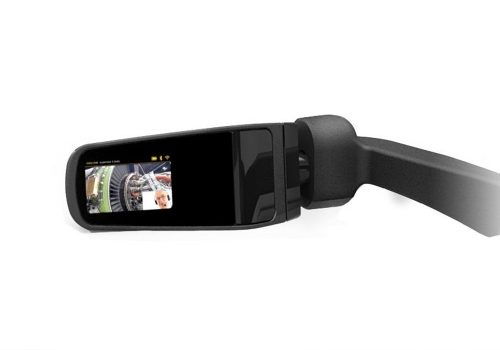 realwear hmt-1 hmt1 augmented assisted reality head mounted device datenbrille industrie