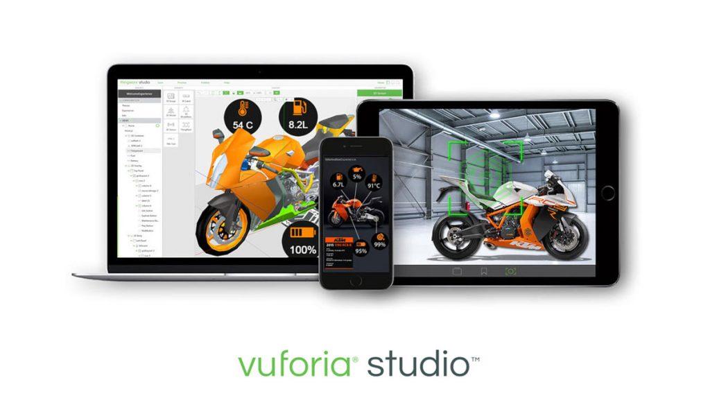 vuforia studio