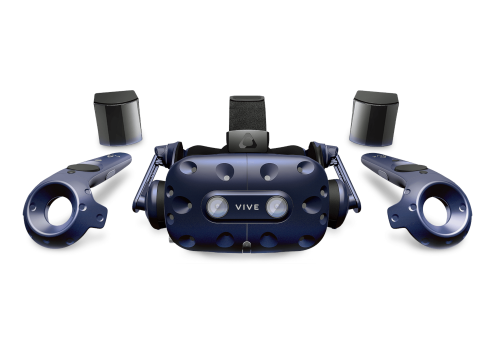 htc vive pro full kit professional vr virtual reality headset hmd head mounted display immersiv spatial audio tracking best sound 360° degrees process Business reduction geschäft schnell fachkräftemangel
